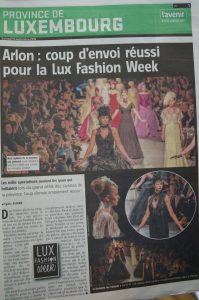 Avenir Luxembourg - digaméSi - X'-AS - Lux Fashion Week (2)