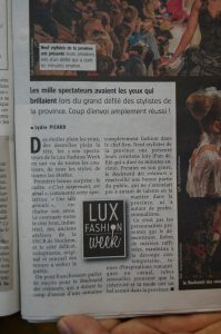 La Lux Fashion Week - L'avenir